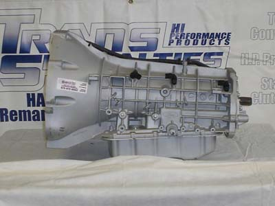 JAGUAR 5R55N TRANSMISSION