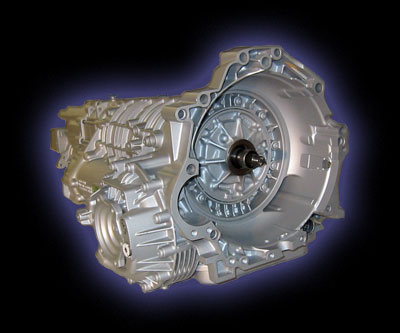 SAAB ZF4HP18 TRANSMISSION