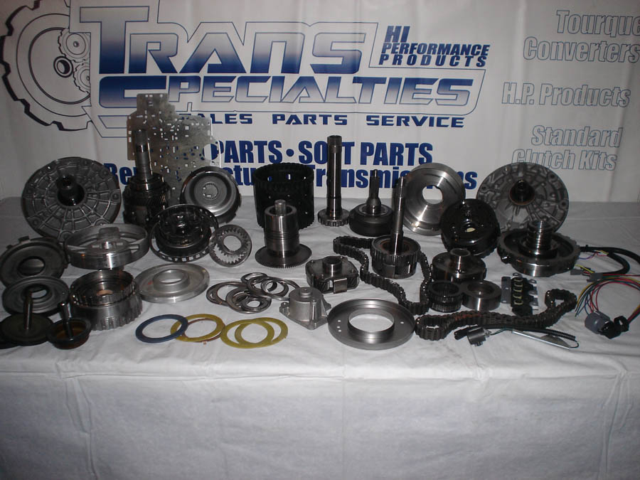 JAGUAR TRANSMISSION PARTS