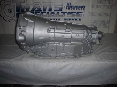 BMW ZF 6HP26 REBUILT TRANSMISSION