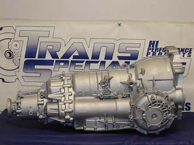 AUDI S4 ZF 6HP26FLA REMANUFACTURED TRANSMISSION