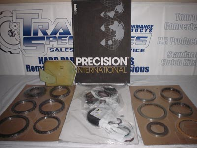 VOLVO 60 SERIES TRANSMISSION REBUILD KIT